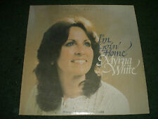 I'm Goin' Home Myrna White~RARE 1978 Private Label Christian Xian Folk~