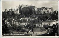 BAUTZEN Sachsen um 1930/40 Partie Schloss Ortenburg mit der Spree alte Postkarte