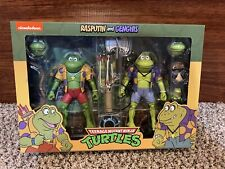 NECA Teenage Mutant Ninja Turtles Rasputin and Genghis Target Exclusive