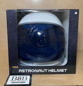 ✅ Astronaut Helmet Space Cosplay Halloween Costume BLUE Tinted Shield  | NEW |