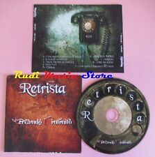 CD RETRISTA Cercando infinito(Xi3) no lp mc dvd vhs