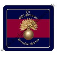 Grenadier Guards - Personalised Mouse Mat