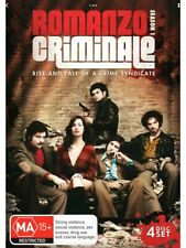 Romanzo Criminale: Season Series 1 DVD (2015) 4 Discs - Free Post