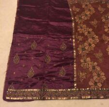Gorgeous Half Net Half Tussar Silk Saree Sari