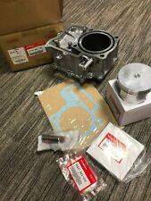 New Genuine Honda TRX 500 FA 08 Rebuild Cylinder Barrel Gasket Gudgeon Pin