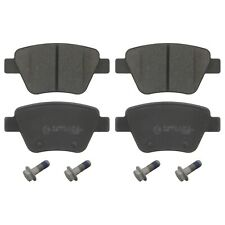Rear Brake Pads Set Vw Skoda Audi Seat:A3,Octavia Ii 2,Golf Vi 6,Altea 2K5698451