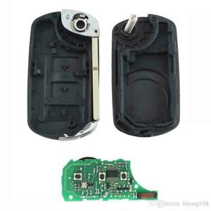 NEW COMPLETE Land Rover Discovery 3 2004-2010 3 Button Remote Key FOB 433Mhz