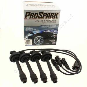 New ProSpark Platinum 9585 Spark Plug Wire Set for 88-99 Prizm Corolla 1.8L I4