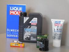 Sistema de mantenimiento DERBI BOULEVARD 125 Filtro de aceite bujía Inspección