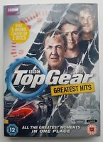 Top gear greatest hits - region 2 dvd new and sealed