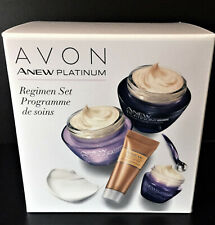 Avon Anew Platinum Regimen Set