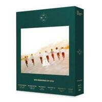 BTS MEMORIES OF 2016 Official DVD Trading card included japan first shipping