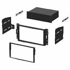 Single DIN Dash Kit 2005 2006 2007 2008 2009 2010 2011 Chevrolet Aveo Pontiac G3