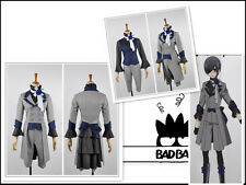 Black Butler 3 Ciel Phantomhive Grey Suit cosplay kostüm