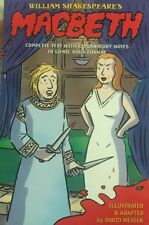 William Shakespeare's Macbeth: Complete Text with Explanatory Notes in Comic