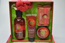 The Body Shop Strawberry Festive Picks Small Gift Set Brand New