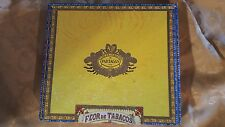 Cigar Box- Wooden Flor de Tabacos VC 1845