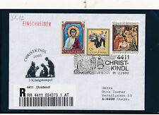 Christkindl-Reco-Brief 31.12.2000  (CH9)