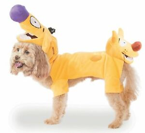 CatDog Pet Costume Dog Cat Halloween Nickelodeon TV Show Cosplay 90s 00s Gift