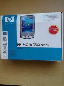 HP iPAQ HX2790B Pocket PC PDA Handheld - HX2700 Series (FA677B#ABU)