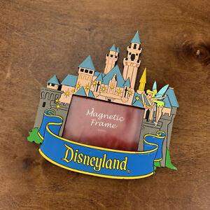 Disneyland  Tinker Bell Castle Picture Frame. Official Disney