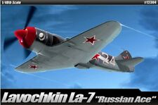Academy 1/48 #12304 Lavochkin La-7 Russian Ace With Free Shipping + Free Gifts