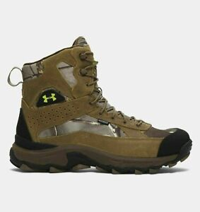Under Armour Speed Freak Bozeman Hunting Boots Realtree Camo 1250115-946