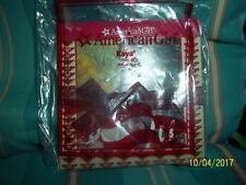 American Girl McDonald's Happy Meal Book 2009 #5 Kaya - Original Package