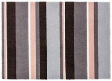 Schöner Wohnen Fußmatte BROOKLYN | 1660-15 - grau - rosa | 50 x 70 cm