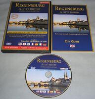 Regensburg: A City's History/Die Geschichte einer Stadt NTSC DVD Video COMPLETE!