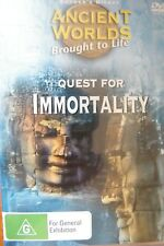 DVD Ancient World's Quest For Immortality Reader's Digest