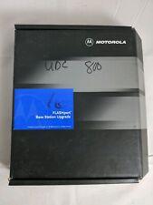 Motorola Quantar Release 130100 With Manual Flashport Upgrade Box