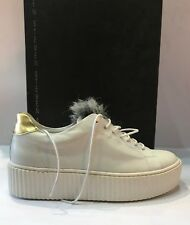 STEVE MADDEN scarpa n.36 donna woman bianco Pelle STV01W