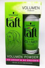 10 g Schwarzkopf taft Sofort VOLUMEN POWDER Sofort Volumizing Hair Powder
