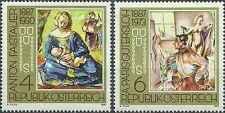 Timbres Arts Tableaux Autriche 1703/4 ** lot 11944