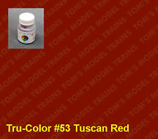 053 Tru-Color Paint Tuscan Red