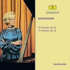 Rachmaninov / Yara B - Rachmaninov: Preludes [New CD] Australia - Import