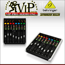 Behringer X-TOUCH EXTENDER mint MIDI Controller W/ 8-Touch Motor Faders