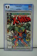 MARVEL COMICS CGC 9.8 THE UNCANNY XMEN 156 4/82 WHITE PAGES