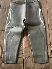 Men's Orca 3/4 Neoprene Shorts - XL