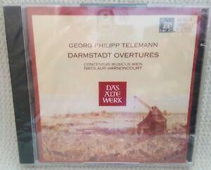 Georg Philipp Telemann - Telemann: Darmstadt Overtures - 2 CD