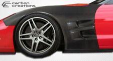 Chevrolet Corvette C5 97-04 Carbon Creations Carbon Fiber ZR Edition Fenders