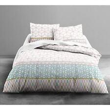 Today Parure de lit pour 2 personnes coton Multicolore 240 x 260 cm