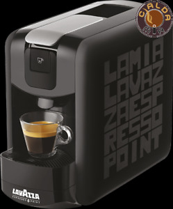 Lavazza Espresso Point® EP Mini Nera + 100 capsule Intenso