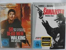 Action Sammlung - 50 Dead Men Walking & Der Samariter - Samuel L. Jackson