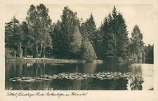 Ansichtskarte Soltau Lüneburger Heide Parkanlagen im Böhmtal  (Nr.9268)