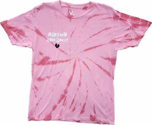 Men's Machine Gun Kelly MGK Bloody Valentine Tie Dye Rapper Rap Tee T-Shirt New