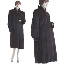 ON SALE! Mint! Forever Fashionable High Grade Mahogany Female Mink Fur Coat