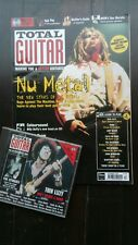 Total Guitar Magazine Issue 64, December 1999 with CD, great condition.