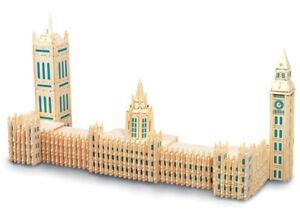 Houses of Parliament     QUAY Woodcraft Construction Kit FSC